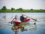 małżeństwo w łódce