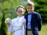 dzieci i komunia święta