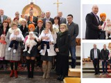 chrzest w kościele, ołtarz